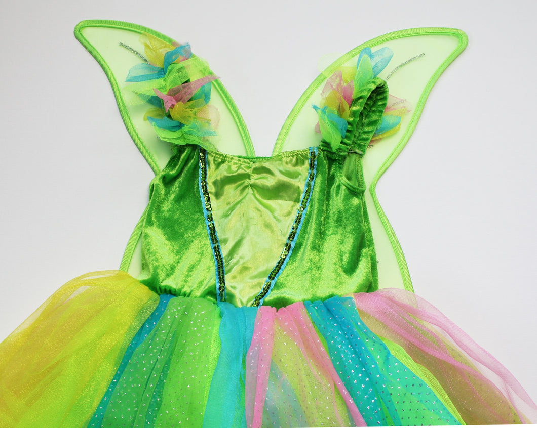 Fire Fly Halloween Costume- Toddler Girl (5T)
