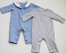 Load image into Gallery viewer, Janie and Jack Bundle of 2 PJ's- Baby Boy (3M-6M)