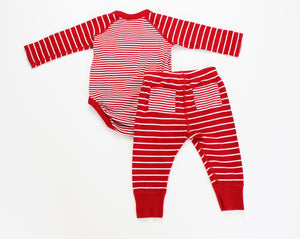 Hanna Andersson PJ Bundle Set of 2 - Unisex (6M-12M)