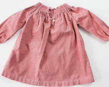 Load image into Gallery viewer, Ralph Lauren Corduroy Dress- Baby Girl (6M)