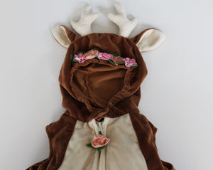 Deer Costume - Baby Girl (12M)
