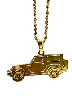 Load image into Gallery viewer, '94 Jeep Pendant