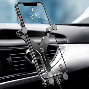 The Minimalist Phone holder for car