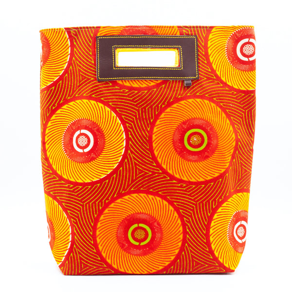 Akello Bag 4WAY - Rolling / Yellow & Orange -