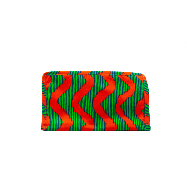 Shugi Case - Wave・Green&Orange -