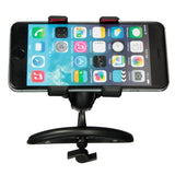 Universal 360¡ã Rotating Car CD Slot Holder Clip Mount For Mobile Cell Phone GPS