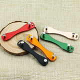 DIY EDC Pocket Key Organizer Smart Key Ring Wallets Metal Car Keys Holder Collector Housekeeper Keychain Ring Tool
