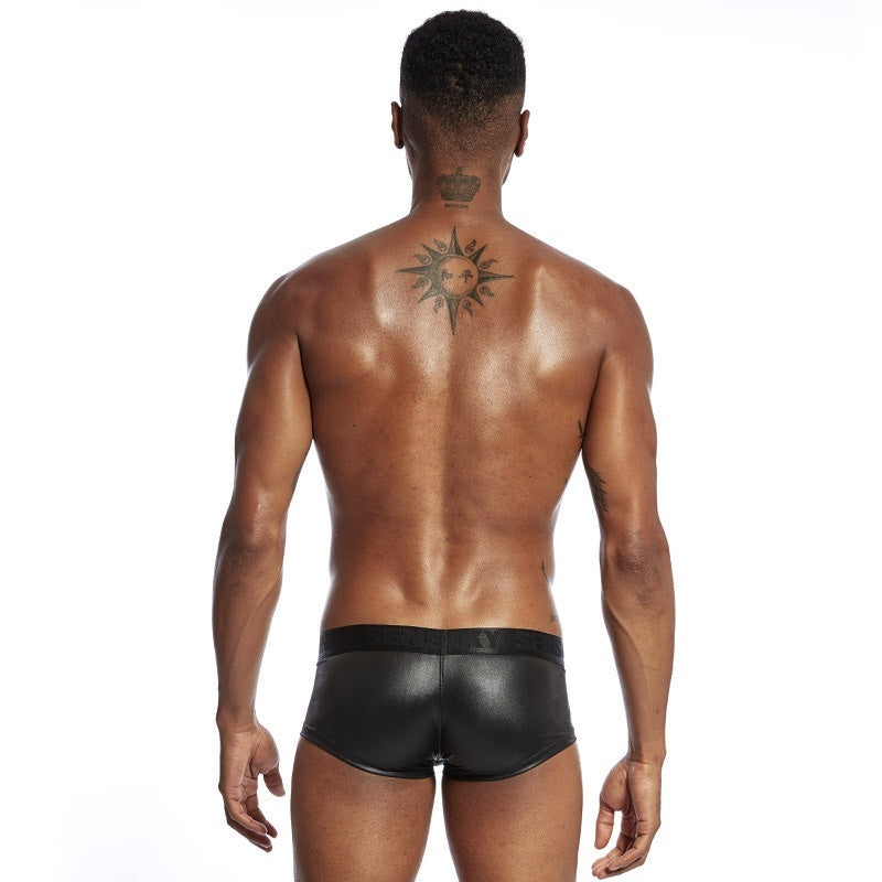 2019 Brand Hot Sales Mens Underwear Mens Boxers Crotch Fashion Underwear