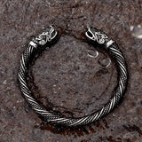 New Creative Bangle Men's Made of Solid Stainless Steel Made for Eternity Without Discoloura
