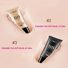 Load image into Gallery viewer, LAIKOU 50g Face Foundation Korean Cosmetics BB&CC Cream Base Makeup Sun Block Long Lasting Moisturizing Perfect Cover TSLM1