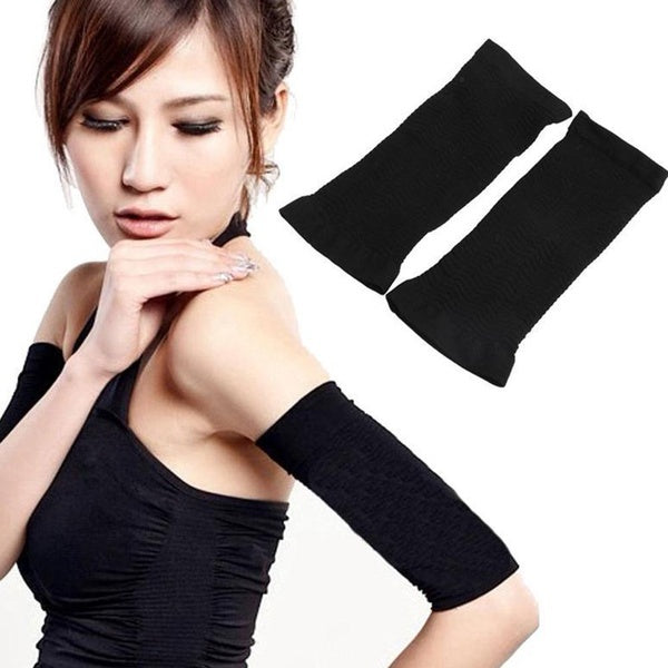 2pcs Arm Slimming Wrap Product for Lose Weight Burn Fat Arm Shaper Instantly Remove Sagging Flabby Arms Sleeve Anti Cellulite