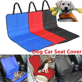 Car Seat Cover Seat Belt Full Protector Waterproof Non-Slip Dogs Car Seat Cover