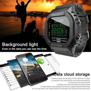2019 New  Bluetooth Smart Watch Men Sport Waterproof Pedometer Sports Watch Call Reminder Clock Digital SmartWatch  For Ios Android Phone