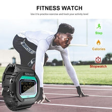 Load image into Gallery viewer, 2019 New  Bluetooth Smart Watch Men Sport Waterproof Pedometer Sports Watch Call Reminder Clock Digital SmartWatch  For Ios Android Phone