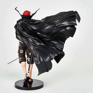 18cm One Piece Shanks Stylist action figure toys collection doll Christmas gift
