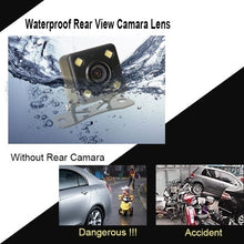 Load image into Gallery viewer, HD 1080P Car Video Recorder 2.8/3.5/4.3inch LCD Display Screen 90¡ã Car Rearview DVR Camera