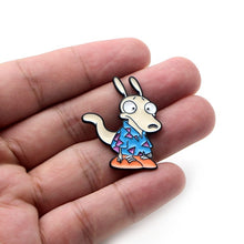 Load image into Gallery viewer, PC4 1 Pcs Cute  Enamel Pins Collar Pins and Brooches for Women Brooch Jewelry Lapel Pin Badge
