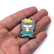 Load image into Gallery viewer, PC2 1 Pcs Cute Enamel Pins Metal Collar Pins and Brooches for Women Brooch Jewelry Lapel Pin Badge