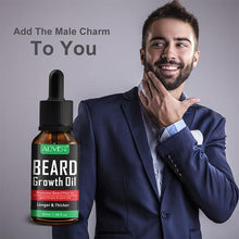 Load image into Gallery viewer, Natural Men s Beard Oil,Beard Chest Axillary Hair Growth Oil, Hair Beard Longer and Thicker