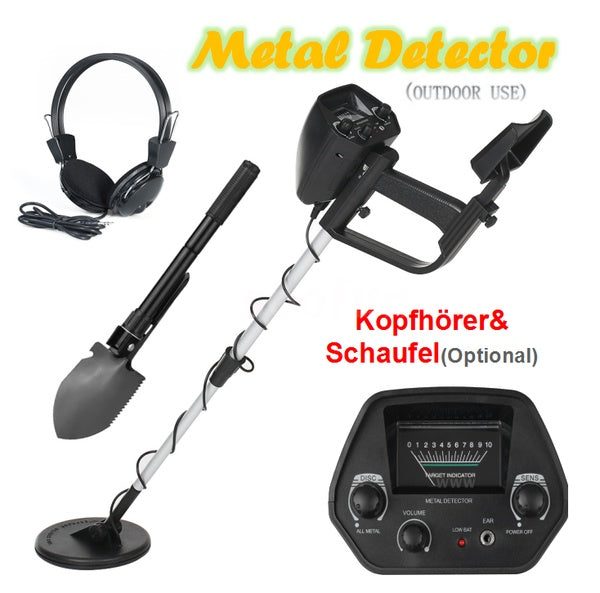 KKmoon Underground Metal Detector Gold Detectors Treasure Hunter Tracker Seeker Metal Circuit Detector