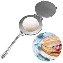 Load image into Gallery viewer, Foldable Tortilla Press Maker Heavy Aluminum Meat Bakeware Cake Press Utensils