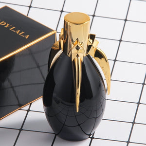 New GAGA Fame Ladies Perfume 100ml Black Charm Spray Fragrance Sweet Condensed Flower and Fruit Fragrance Cologne Gift