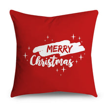 Load image into Gallery viewer, Navidad Pillowcases Christmas Pillow Covers 45x45cm Cushion Cover Soft Microfiber Sofa Home Decor (HD Double-Sided Printing