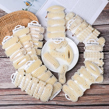 Load image into Gallery viewer, 5Pcs/Set Fashion Headwear Korean Style Hair Accessories Pearl Hair Clips Barrettes Alloy BB Hairgrip Hairpins
