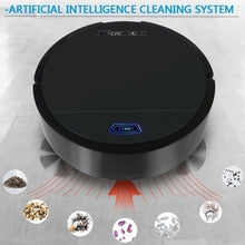 Load image into Gallery viewer, 3-in-1 rechargeable intelligent sweeping robot 1800PA strong suction smart floor cleaner, automatic sweeping robot dry and wet sweeping vacuum cleaner powerful vacuum cleaner cleaner for home office, help you clean up garbage and dirt at any time