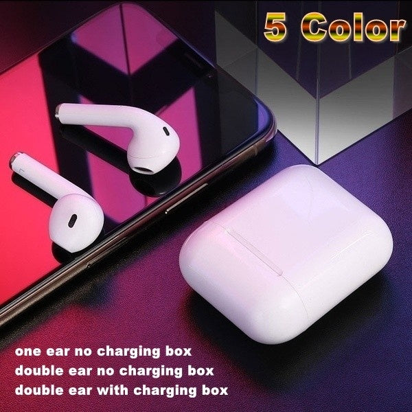 2019 New Earphones Wireless Headsets Earbuds Headphones For Smart Phone