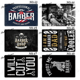 Barber Shop Shave Hair Cut 48 Kinds of  Vintage Tin Signs Craft Tin Sign Retro Metal Painting Antique Iron Poster Bar Pub Signs Wall Art Sticker 20x30 Cm
