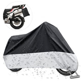 Waterproof Outdoor Dustproof Durable and Tear Resistant Motorcycle Bicycle Bike Covers Anti-snow Rainproof Sunscreen Protection Cover