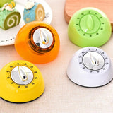 Mechanical Timer Countdown Reminder Alarm Clock on Chain Timer Student Time Manager