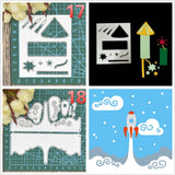 High Quality Metal Cutting Dies for Diy Scrapbooking Album Cards Making Paper Craft Embossing Dies