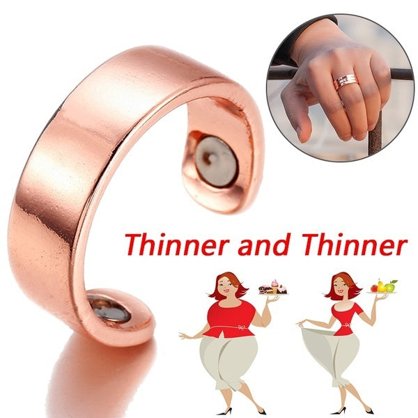 Magnetic Health Ring Keep Slim Fitness Weight Loss Slimming Magnetic Ring Keep Fit Health Slimming Ring
