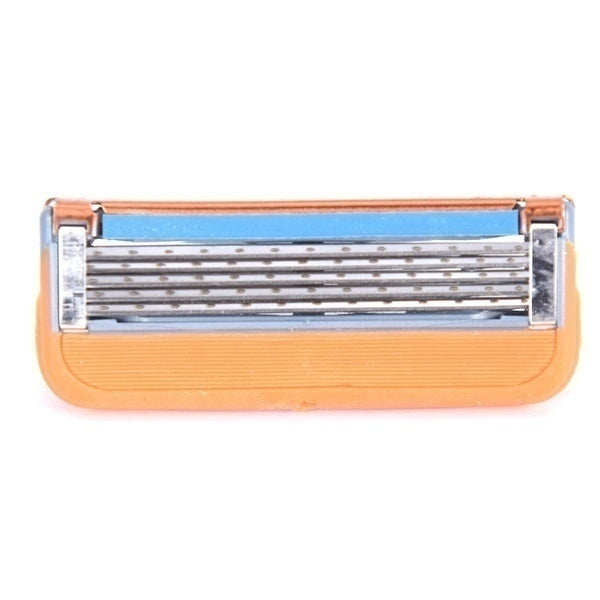 New 20/16/12/8/4PCS 5 Layers Men Razor Blades High Quality Shaving Cassettes Facial Care Men Shaving Blades(Not Include Shavers)