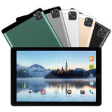 Newest 10.1 Inch Ten Core  WiFi Tablet PC Android 10.0 Arge 2560*1600 IPS Screen Dual SIM Dual Camera Rear 13.0 MP IPS tablet Call Phone Tablet Gifts(RAM 10G+ROM 512GB) Tablet-PC Tablette