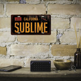 Putuo Decor-R&B/Rock Band Sign Vintage Metal Plaque Tin Signs License Plate for Garage Cafe Home Wall Decor(6'¡Á12')