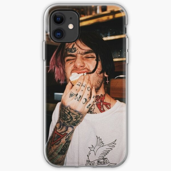 lil peep aesthe pim phone case for iPhone 6/6s/Plus/6s Plus/iPhone 7/7 Plus and Samsung Galaxy S7/S7 Edge Coque iPhone 6S Funda iPhone 6s Plus