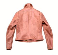 Nyla D Pocket Packet (1949) Pink Italian Steerhide Jacket