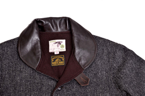 Heron A-1 (1929) Harris Tweed
