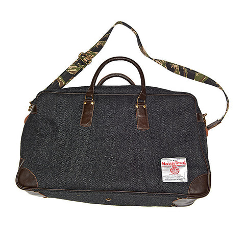 Bethnue Travel Bag (1944) Harris Tweed