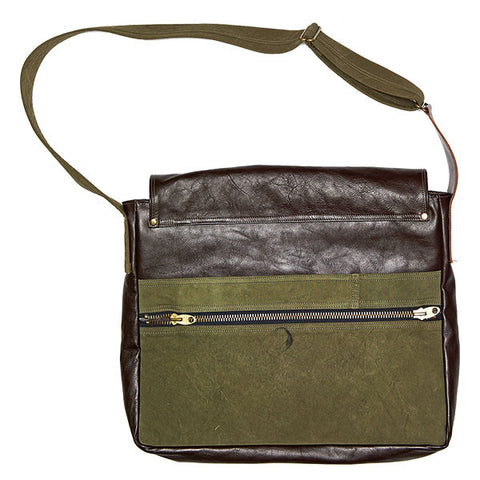 Scored Messenger Bag (1944)