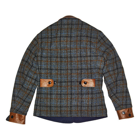 Canuck Railroad Jacket (1919) Harris Tweed