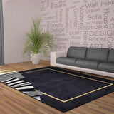 Gorgeous Nordic Style High Density Woven Rug - TRUTAI