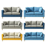 Multifunctional Single Three Person Small Living Room Sofa - TRUTAI