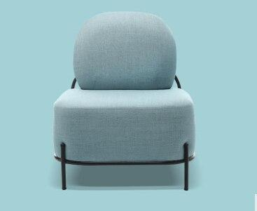 Comfy Cute Nordic Fabric Small Sofa or Chair - TRUTAI