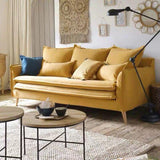 Modern Nordic Style Living Room Comfy Sofa - TRUTAI