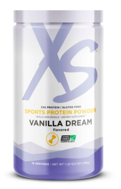 XS™ Sports Protein Powder - Vanilla Dream
