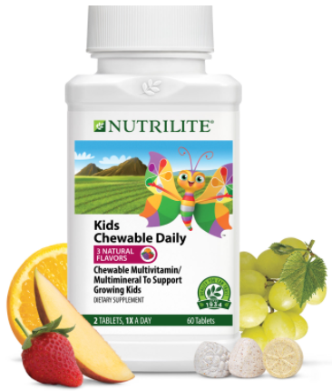 Nutrilite™ Kids Chewable Daily